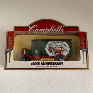 Other - Campbell's 100th Anniversary Die Cast Model